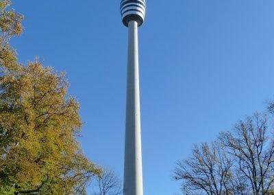 Der Stuttgarter Fernsehturm als Referenzprojekt