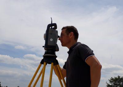 Geodäsie im Ostalbkreis, How to Survey