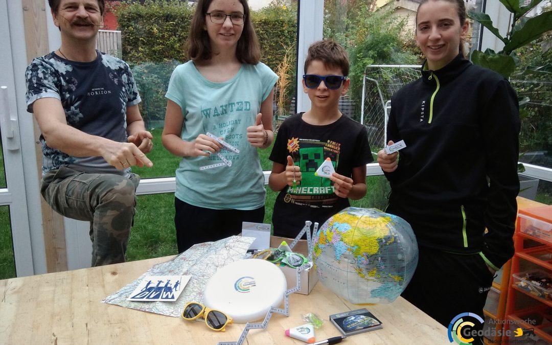 Familie gewinnt SommerferienChallenge